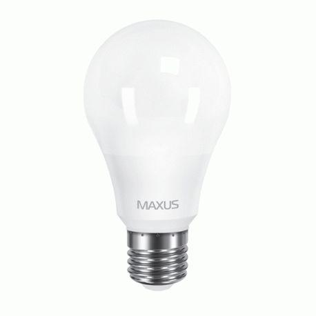 LED лампа Maxus A60 10W 220V E27