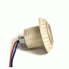 Более Патрон Е27 / провода 25 см для люстр