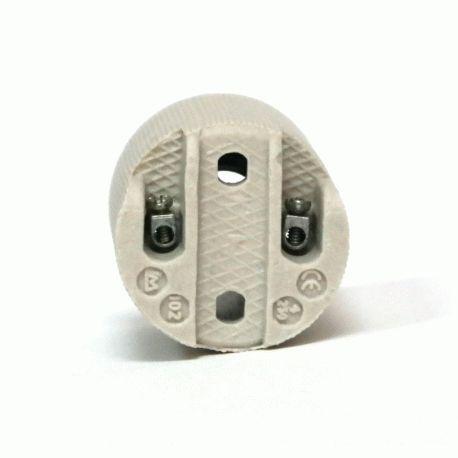 Патрон Е14 керамический