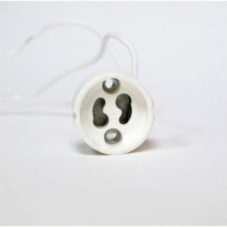 Патрон GU10 керамический