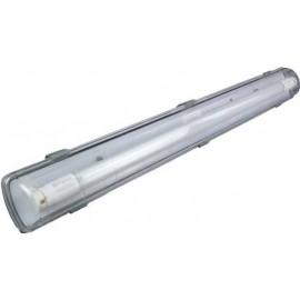 Более Влагозащищенный светодиодный светильник ЛПП 1*10 IP65