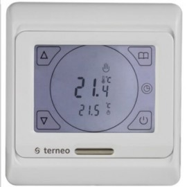 Более Терморегулятор теплого пола Terneo Sen