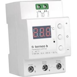 Более Терморегулятор цифровой на DIN-рейку Terneo B