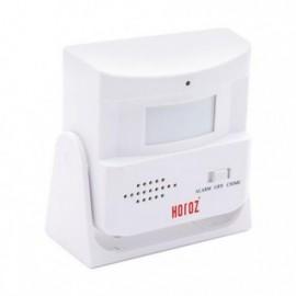 Беспроводной дверной звонок-сигнализация Horoz Helix