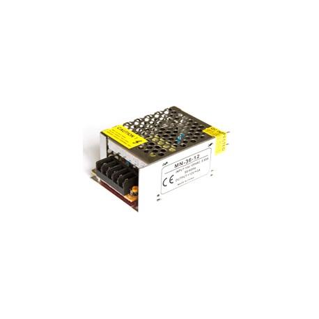 Блок питания для светодиодной ленты LED-Tec 36W 12V IP20 Compact