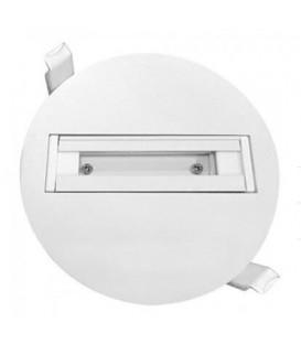Более Крепление для трековых светильников: белый, черный, серебро