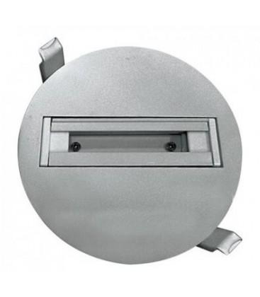 Крепление для трековых светильников: белый, черный, серебро