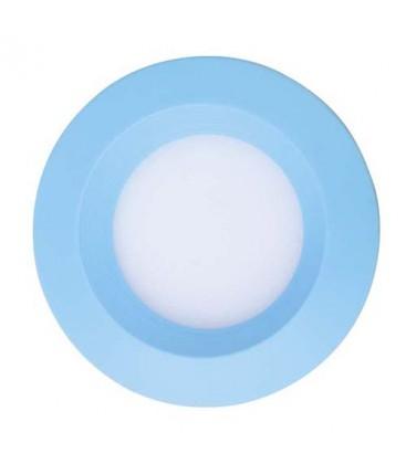 Светодиодный светильник Feron AL525 3W голубой