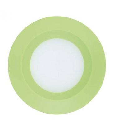 Светодиодный светильник Feron AL525 3W зеленый