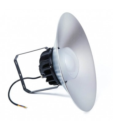 Промышленный светодиодный светильник EVRO-EB-100-03 6500К с рассеивателем