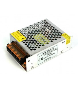 Более Блок питания LED-tec 12V для LED-ленты 100W