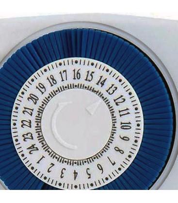 Розетка-таймер механическая суточная Feron TM50