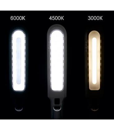 Светодиодная настольная лампа 10W EBRU