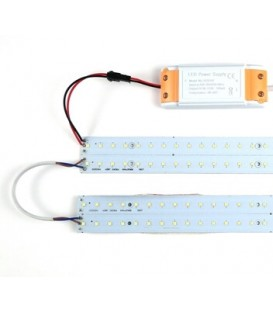 Светодиодные линейки SMD 2835 28W комплект