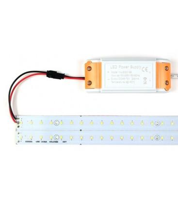 Светодиодные линейки SMD 2835 14W комплект