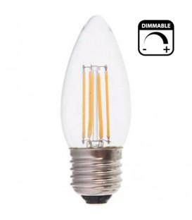 Светодиодная лампа Feron LB-68 4W E27 ЭДИСОНА