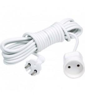 Удлинитель кабеля без заземления 5м
