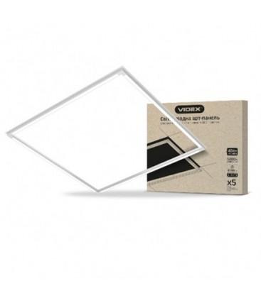 LED панель Армстронг ART VIDEX 40W 5000K 220V