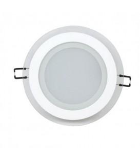 Более Светодиодный светильник Clara-12 12W врезной круг