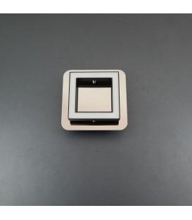 Более Потолочный светильник HOROZ Likya-1 5W 4000K хром