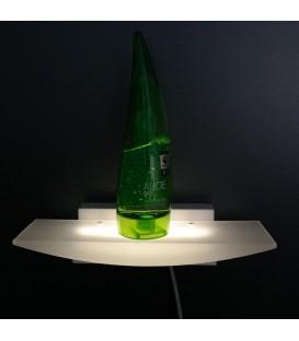 Светильник-полка светодиодный HOROZ 6W стекло