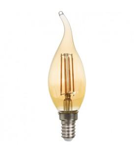 Светодиодная лампа Feron LB-59 4W E14 CF37 Эдисона