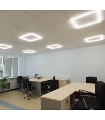 LED панель Армстронг ART VIDEX 40W 4100/5000K 220V