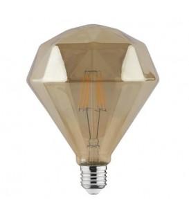 """Светодиодная """"RUSTIC DIAMOND-6"""" 6W Filament led 2200К E27"""
