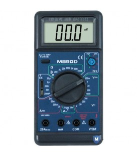 Мультиметр 890 D