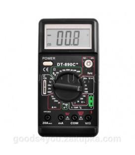 Мультиметр 890 C