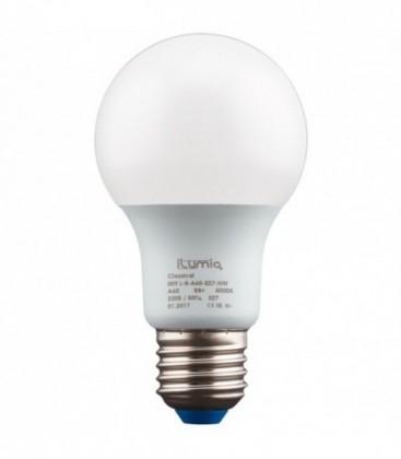 Лампа светодиодная ilumia 8Вт, 4000К