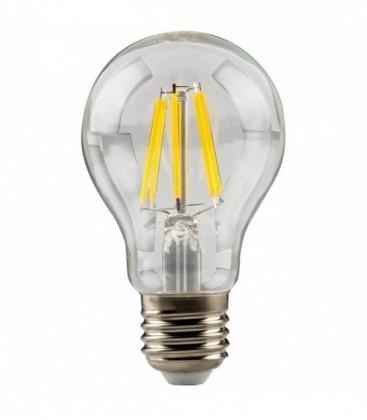 Лампа светодиодная филам. ilumia A60 E27 8Вт, 3000К