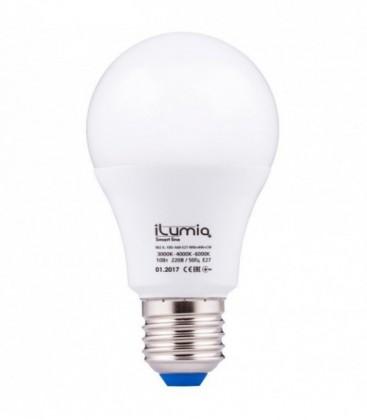 Умная LED Лампа ilumia 10Вт Е27 смена цвета свечения от выключателя