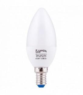 Умная LED Лампа ilumia 5Вт Е14 смена цвета обычным выключателем