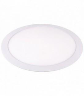 Светильник LED круглый врезной ilumia 24Вт, 270мм, 4000К