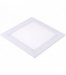 Светильник LED квадрат встраиваемый ilumia 12Вт, 150мм, 4000К