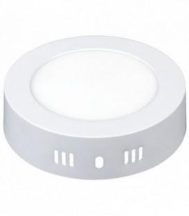 Светильник LED круг накладной ilumia 6Вт, 120мм, 4000К