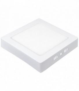 Светильник LED квадрат накладной 12Вт, 170мм, 4000К