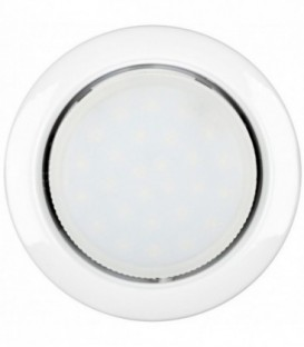 Светильник LED ilumia под лампу GX53, 90мм белый