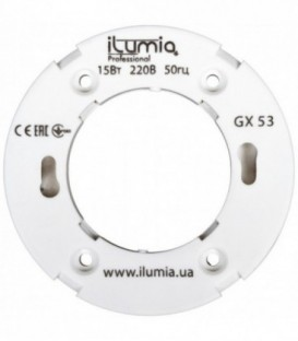 Цоколь ilumia GX53
