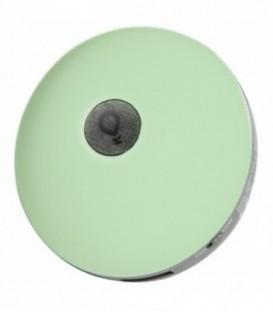 Более Ночник-зарядка ilumia EOS Green 2*USB