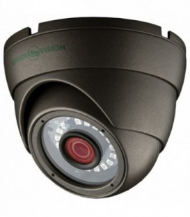 AHD Антивандальная камера Green Vision GV-016-AHD-E-DOS13-20 gray