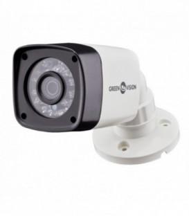 Гибридная наружная камера Green Vision GV-038-GHD-H-COI10-20 720Р