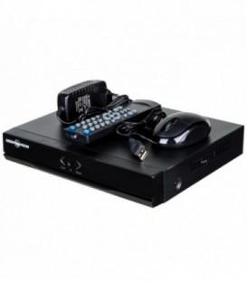 Видеорегистратор гибридный AHD Green Vision GV-A-S 030/04 1080P