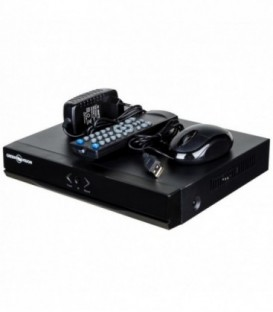 Видеорегистратор гибридный AHD Green Vision GV-A-S 031/08 1080P