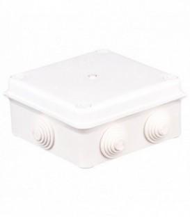 Коробка распред. 120х80х50 IP44 наруж.с рез