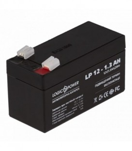 Аккумулятор LogicPower AGM LP 12 - 1.3 AH