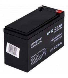 Аккумулятор LogicPower AGM LP 12 - 7,5 AH