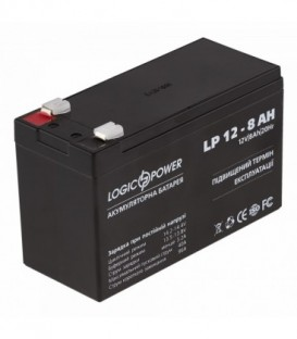 Аккумулятор AGM LogicPower LP 12 - 8.0 AH