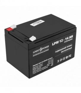 Аккумулятор LogicPower AGM LPM 12 - 14 AH